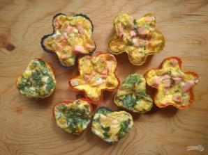 Сытные кексы на завтрак - фото шаг 8
