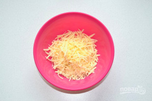 Лаваш с сыром на мангале - фото шаг 2