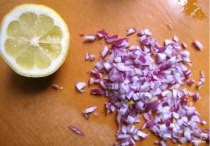 Салат с брюквой - фото шаг 2