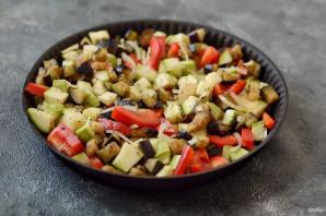 Овощная лазанья от Джейми Оливера - фото шаг 4