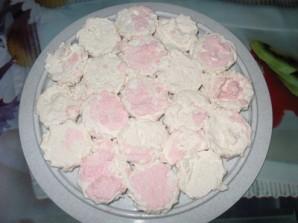 Торт без выпечки зефирный - фото шаг 4