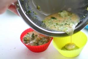 Омлет в пароварке для детей - фото шаг 6