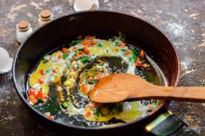 Лапша с креветками по-тайски - фото шаг 4