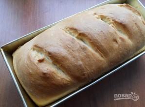 Кефирный хлеб в духовке - фото шаг 6