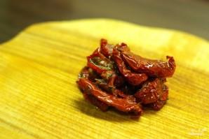 Спагетти с курицей и помидорами - фото шаг 4