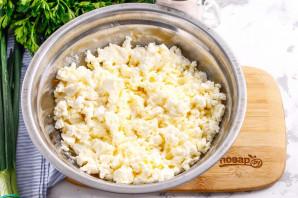 Домашний сыр без молока - фото шаг 3