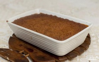 Кекс на кефире без яиц - фото шаг 4
