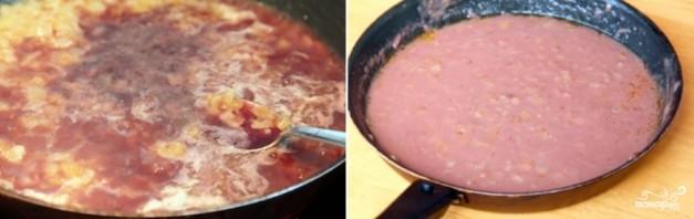 Мясо в винном соусе - фото шаг 3