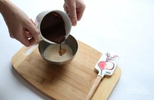 Вкуснейший шоколадный фондан - фото шаг 2