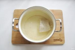 Щавелевый суп с мясом и яйцом - фото шаг 3
