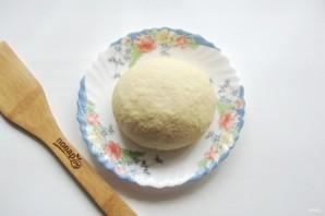 Тесто для вареников на минералке - фото шаг 8
