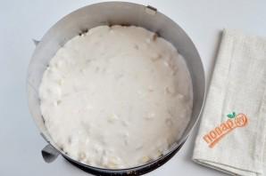 Праздничный торт с творожным кремом - фото шаг 11