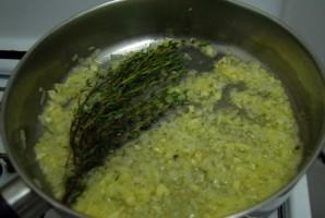 Паста под сливочным соусом - фото шаг 1