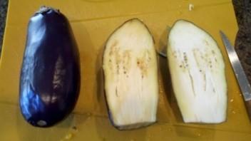 Баклажаны по-вегетариански - фото шаг 2