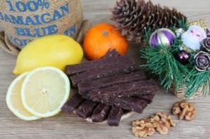 Шоколадные батончики - фото шаг 14