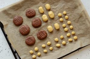 """Печенье """"Черепашки"""" - фото шаг 5"""