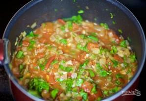 Запеченая треска в томатном соусе - фото шаг 4