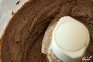 Шоколадные пирожные с фасолью и авокадо - фото шаг 2
