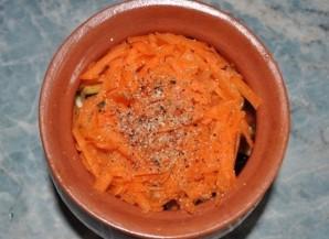 Баранина с овощами в горшочках - фото шаг 8
