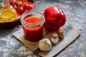 Перец с томатным соусом - фото шаг 1