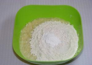 Запеканка из риса в духовке - фото шаг 5