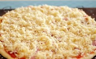 Домашняя пицца в духовке - фото шаг 4