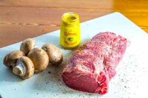 """Мясо """"Веллингтон"""" - фото шаг 3"""