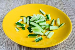 Салат из свеклы и редиса - фото шаг 3