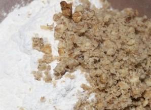 Пирог-минутка в духовке - фото шаг 2