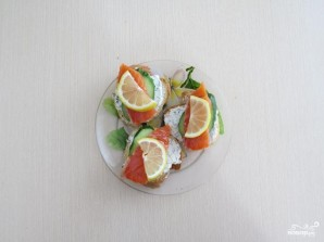 Простые бутерброды на скорую руку - фото шаг 5