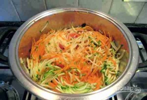 Зимний суп из овощей - фото шаг 5