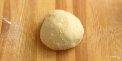 Яичный пирог с луком - фото шаг 2
