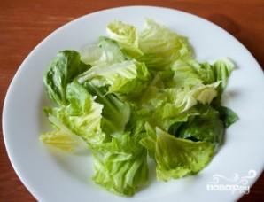 Салат рыбный с картофелем - фото шаг 7