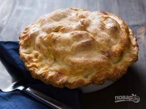 Бабушкин яблочный пирог - фото шаг 12