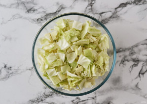 Салат из овощей по-корейски - фото шаг 2