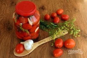 Малосольные помидоры классические - фото шаг 3