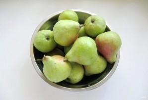 Варенье из груш с алычой - фото шаг 1