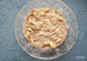 Яблочный хлеб  - фото шаг 5