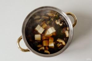 """Японский суп """"Мисо"""" - фото шаг 7"""