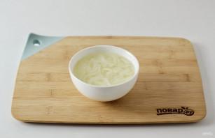 Салат из краснокочанной капусты - фото шаг 2