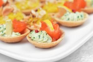 Тарталетки с лососем и авокадо - фото шаг 4