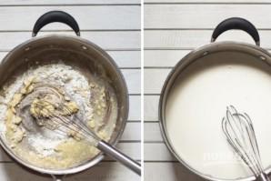 Макароны в сырном соусе - фото шаг 2
