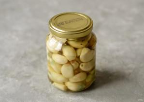 Маринованный чеснок без уксуса - фото шаг 5