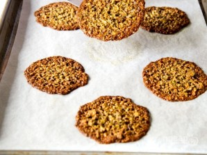 Флорентийское ореховое печенье - фото шаг 3