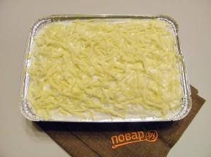 Картофельная запеканка с фаршем - фото шаг 5