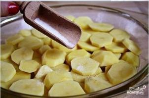 Картофельная тортилья - фото шаг 1