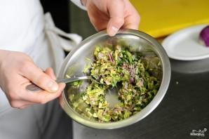Простой салат из авокадо - фото шаг 10