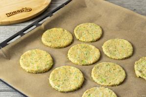 Печенье из брокколи - фото шаг 6