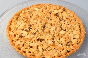 Яблочный тарт с миндалем - фото шаг 11