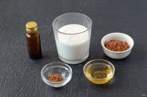 Какао на кокосовом молоке - фото шаг 1